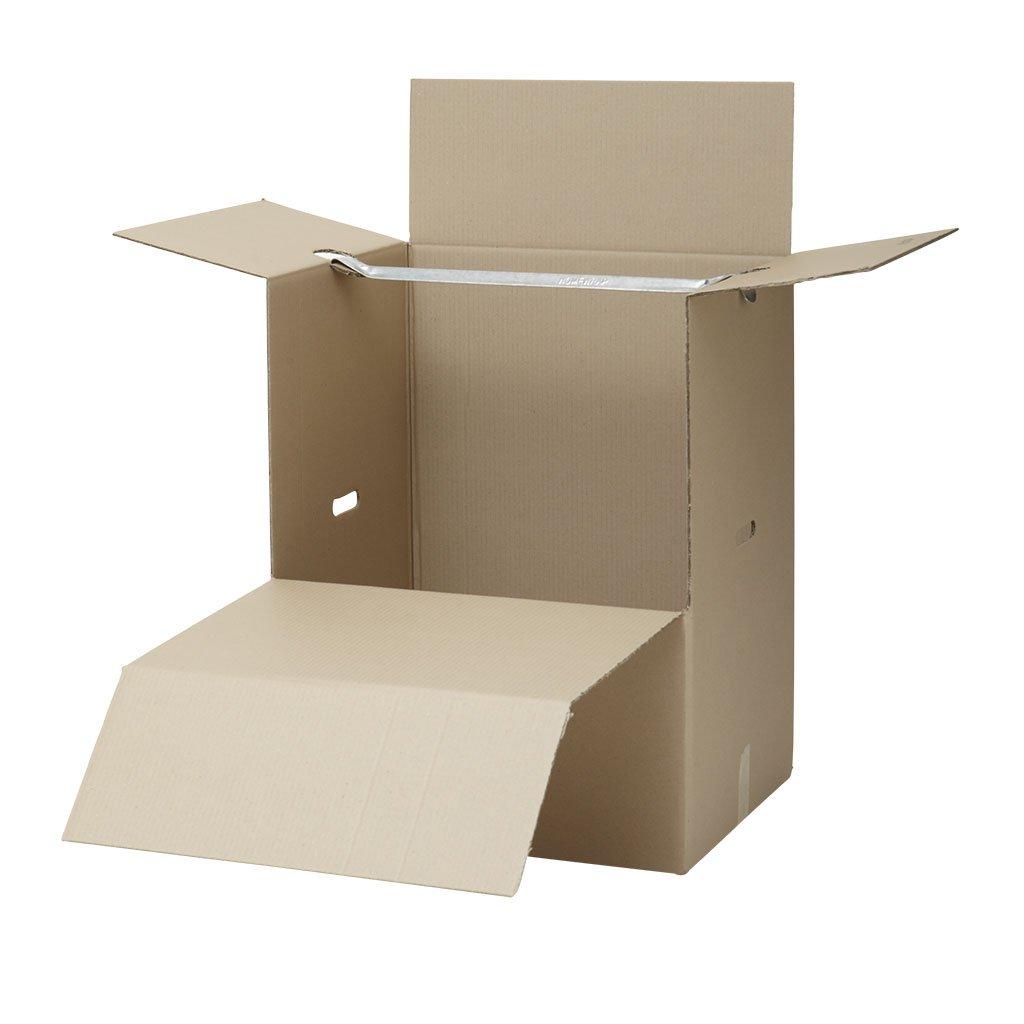 Portable wardrobe moving box Mini port a robe