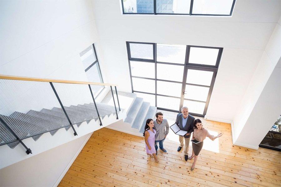 Real estate using lux moves removalist in Miranda